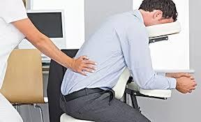 Massage AMMA assis-habillé par O les pieds