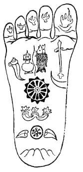 """""""Soku"""" est le pied ou même la jambe entière. """"Shin"""" est quant à lui le cœur, l'Esprit. Ainsi, avec le """"Doe, voici le chemin ou la voie. Sokushindo ! """"la voie de l'esprit du pied"""""""