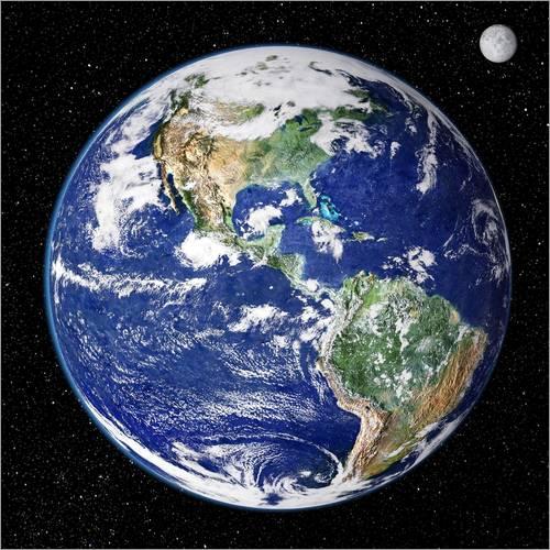 La Terre est précieuse, magique & magnifique, fragile, protégeons la !